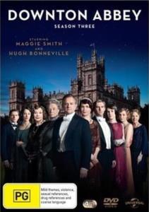 Downton Abbey Season Three Dvd